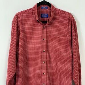PENDLETON Button Down Plaid Shirt
